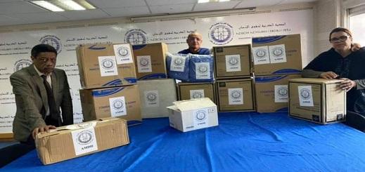 غريب.. المستشفى الإقليمي بالحسيمة يرفض مساعدات الجمعية المغربية لحقوق الإنسان