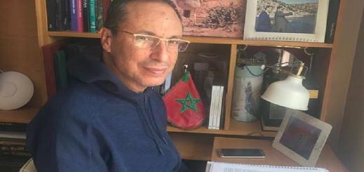 الوزير عبد القادر اعمارة يعلن امتثاله للشفاء من فيروس كورونا