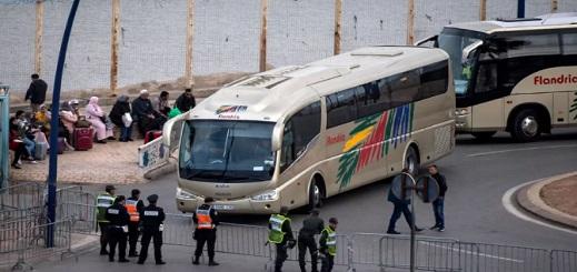 هيئات حقوقية تطالب الحكومة بإعادة المغاربة العالقين في سبتة ومليلية المحتلتين