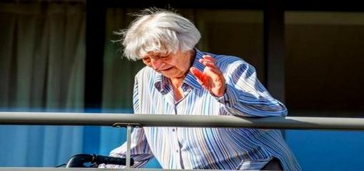 هولندا.. شفاء أكبر معمرة في العالم عن عمر يناهز 107 سنة من فيروس كورونا