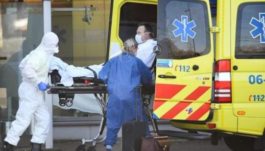 عدد الوفيات بسبب فيروس كورونا في هولندا يرتفع إلى 3134 حالة