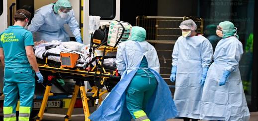 بلجيكا.. 283 وفاة و2454 حالة عدوى جديدة بكورونا في يوم واحد