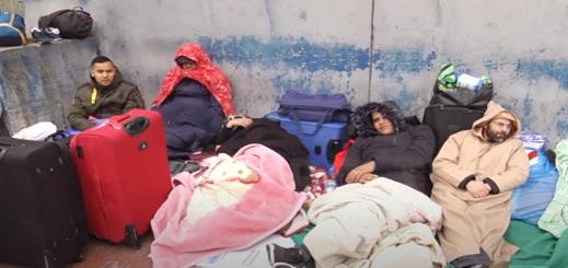 مطالب داخل البرلمان للقيام بإجراءات استثنائية بغية ترحيل المغاربة العالقين بسبتة ومليلية