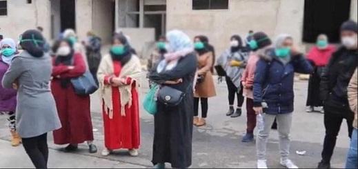 """مفزع.. تأكد إصابة 72 عاملة بفيروس """"كورونا"""" بأحد المعامل بالدار البيضاء"""
