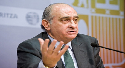 وزير الداخلية الإسباني يزور مليلية المحتلة يوم غد الإثنين