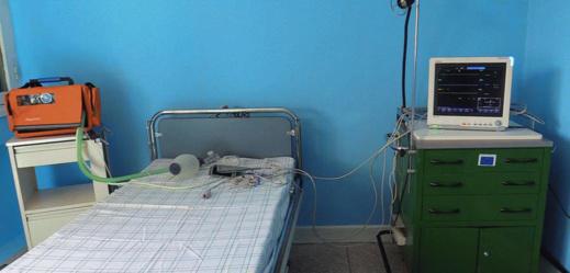 نقل مريض اخر مصاب بفيروس كورونا في الناظور إلى المستشفى الجامعي بوجدة