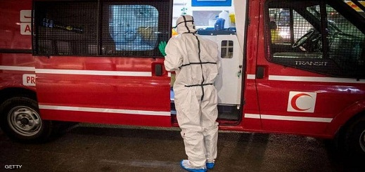 إرتفاع عدد حالات الإصابة بفيروس كورونا في المغرب الى 2990 حالة