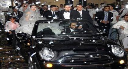 أثرياء المغرب يتنافسون على أعراس ألف ليلة وليلة