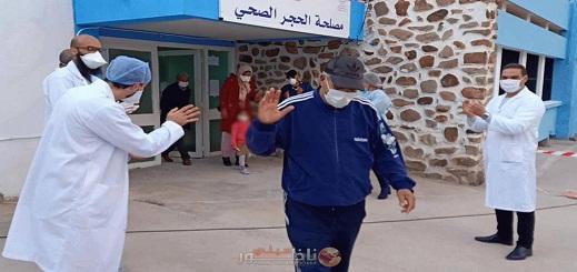 الحالة الوبائية لإقليم الناظور الى حدود  نهار اليوم الأربعاء