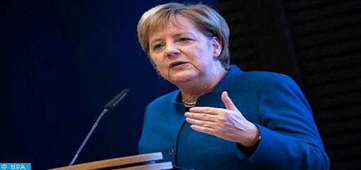 ميركل: ألمانيا لا تزال في بداية الجائحة ويتعين عليها العيش مع الفيروس لفترة طويلة