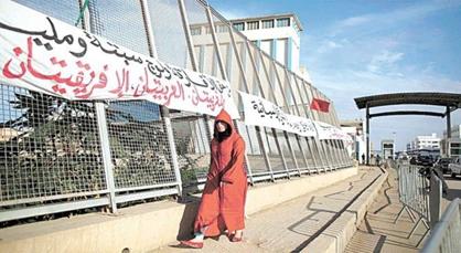 حقوقيون بالريف يقررون إغلاق الحدود مع مليلية يوم 22 من الشهر الجاري لمدة 24 ساعة