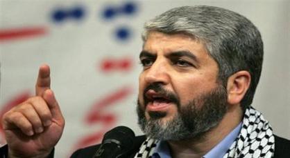 خالد مشعل يؤكد أن فلسطين تحتاج إلى مصالحة وطنية داخلية لمواجهة الاحتلال الإسرائيلي