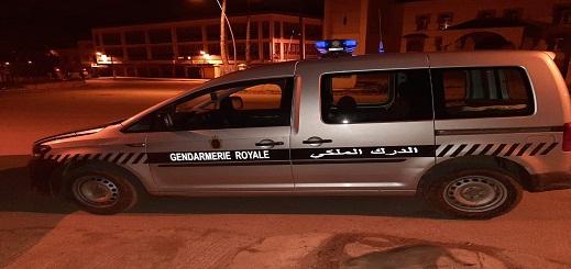 في الليلة الأولى لرمضان.. إعتقال 4 أشخاص بفرخانة إخترقوا حظر التجول الليلي لتعاطي الشيشة