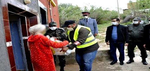 """أزيد من 11 ألف أسرة استفادت من عملية """"الدعم الغذائي لرمضان"""" بإقليم الحسيمة"""