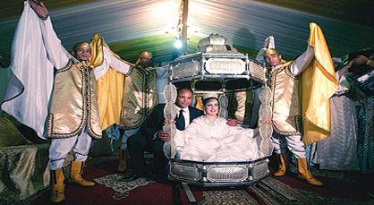 شهر رمضان يؤجل حفلات الأعراس بالمغرب