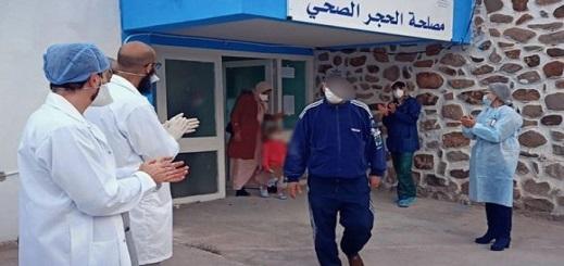 """الناظور.. تسجيل حالة شفاء لأوّل مُصابٍ بـ""""كورونا"""" بزايو ترفع حصيلة المتعافين إلى 16 حالة"""
