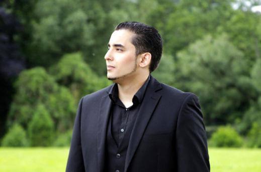 """الفنان الصاعد الناظوري المقيم بهولندا """" فتحي عثماني """" في فيديو كليب تحت عنوان رمضان"""