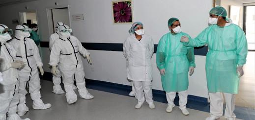 إرتفاع عدد حالات الشفاء بالمغرب