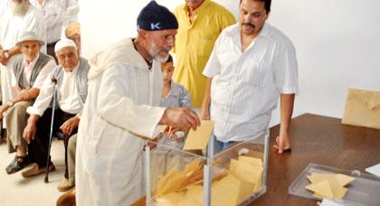 بلدية زايو وجماعة أولاد استوت يجريان قرعة مناسك الحج لسنة 2013