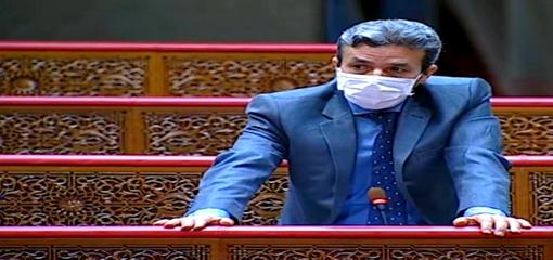 البرلماني الطيب البقالي يُشدد على الرفع من المراقبة في أوساط الشركات والمحلات الكبرى لتجنب ظهور بؤر وبائية
