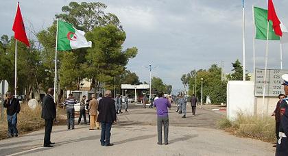 """الجزائر تعتبر فتح الحدود مع المغرب """"قضية ثنائية"""""""