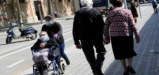 بعد أشهر من العزل.. إسبانيا تسير بحذر في اتجاه الرفع التدريجي لقيود حالة الطوارئ