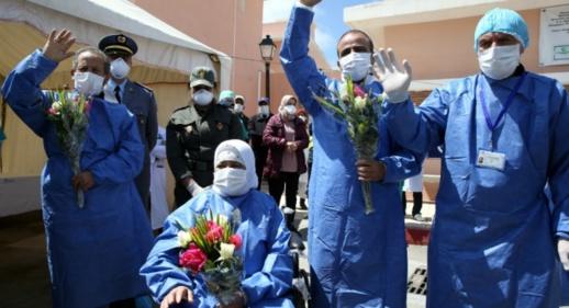 فيروس كورونا .. تسجيل 162 حالة شفاء جديدة خلال الـ 24 ساعة الأخيرة