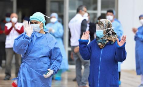 تسجيل حالتي شفاء جديدة لمصابين بفيروس كورونا بالدريوش