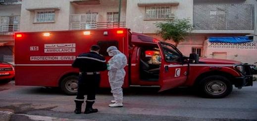 تسجيل 162 إصابة جديدة بكورونا في المغرب يرفع  الحصيلة الى 5873 حالة