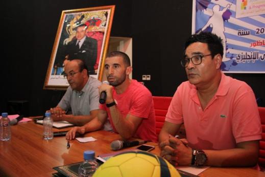 جمعية طارق للرياضة والثقافة بالناظور تساهم في الصندوق الخاص بجائحة كورونا