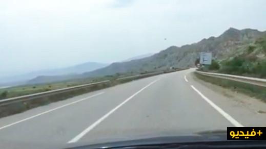"""مشاهد رائعة تكشف سحر وجمالية منطقة """"سيدي دريس"""" بتمسمان"""