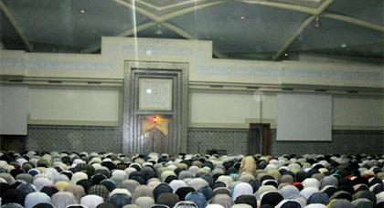 افتتاح مسجد في غاية الروعة في مدينة ستراسبورغ