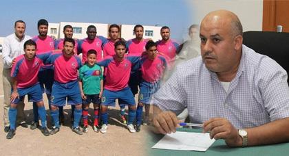تعزية في وفاة والدة السيد محمد بورعدة نائب رئيس فريق فتح الناظور