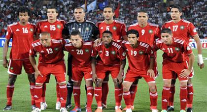 المنتخب المغربي يرتقي الى المركز 68 عالميا في تصنيف الفيفا