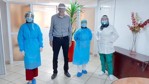 عيادة الدكتور فؤاد أبرشان لطب الأسنان تفتح أبوابها أمام الحالات المستعجلة خلال فترة الطوارئ بالناظور