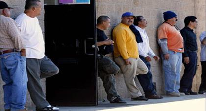انخفاض معدل البطالة الى 8.9 في المائة سنة 2011