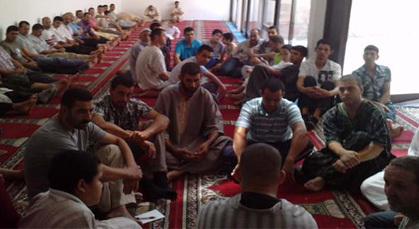 مسابقة رمضان بمسجد التبشير والتعاون بمايوركا
