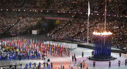 اختتام أولمبياد لندن بحفل أسطوري ونتيجة مخجلة للبعثة المغربية