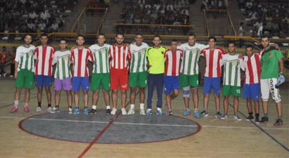 مرحلة النصف النهائي تشهد اقوى مباراة الدوري الرمضاني بزايو بين  فريقي سيدي عثمان وامل باكريم