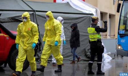 تراجع في عدد حالات الوفاة بإسبانيا خلال 24 ساعة الماضية
