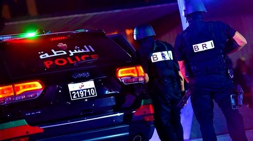 اعتقال ضابط شرطة بطنجة متورط مع شبكات الاتجار الدولي في المخدرات