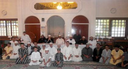 مسجد ألفن أندراين بهولندا ينظم مسابقة رمضانية في تجويد القرآن الكريم