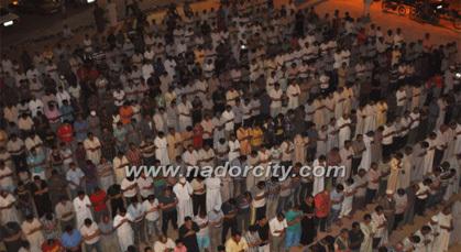 جمعية زيد بن ثابت تحي ليلة القدر وسط خشوع المصلين