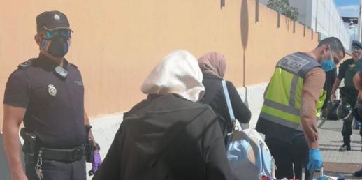 مصدر مسؤول ينفي عودة الفوج الثاني من المغاربة العالقين بمليلية هذا الاثنين