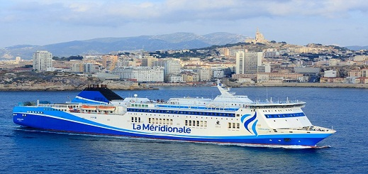 القنصلية الفرنسية تعلن عن رحلة بحرية الى ميناء مارسيليا لإعادة العالقين بالمغرب