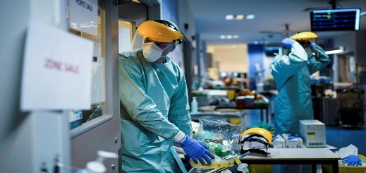 بلجيكا.. شفاء 14 ألفا و988 مريض من أصل 56 ألفا و235 مصاب بكورونا