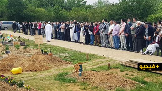 شاهدوا.. وفاة ناظوري بألمانيا يعيد مطلب دفن أبناء الجالية بأرض الوطن إلى الواجهة