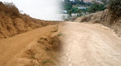كارثية الطرق القروية تعمق جراح تهميش ساكنة القرى النائية بتمسمان