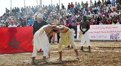 مهرجان لإحياء الرياضات الشعبية بالمغرب