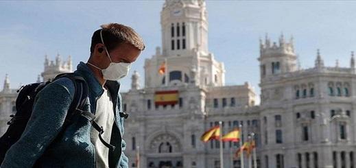 إسبانيا تعلن الحداد رسميا لـ 10 أيام على ضحايا جائحة كورونا